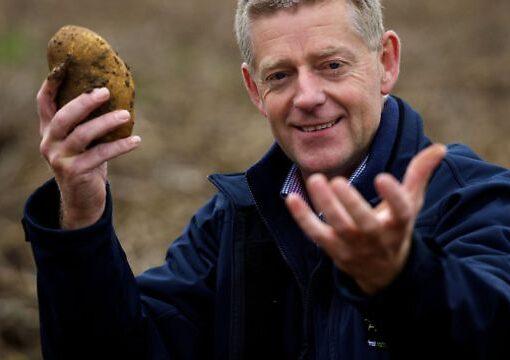 Buxton farmer pens poem to shame potato thief